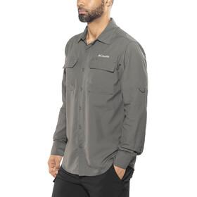 Columbia Silver Ridge II Long Sleeve Shirt Men grill